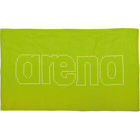 arena Haiti Towel leaf-white